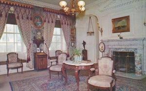 Parlor Longfellow House Cambridge Massachusetts