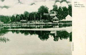 CT - Danbury. Lake Kenosia
