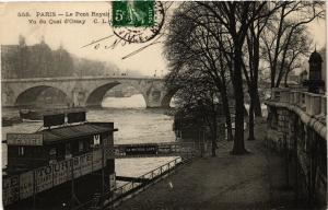 CPA PARIS 7e-Le Pont Royal (327443)