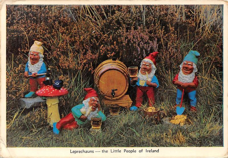 Leprechauns the Little People of Ireland