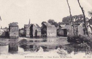 MONTREUIL SUR MER, Pas De Calais, France, 1900-1910ss; Vieux Moulins Sur La C...