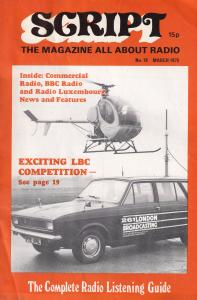 LBC Helicopter Adrian Love Caroline Radio Roger Scott Capitol DJ Book