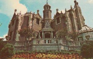 DISNEYWORLD, 1970s; The Haunted Mansion