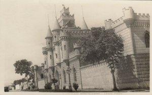 RP, Castillo Rosphgliost, Lima, Peru, 1938