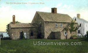Old Mayhew House Edgartown MA Unused