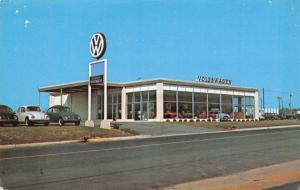Sanford North Carolina Volkswagen Automobile Dealer~Lotsa Bugs & Beetles 1960s