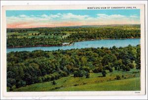 Canadohta Lake PA