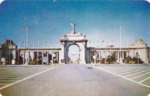 Princess Gate Entrance To The Canadian National Exhibition, Toronto, Ontario,...