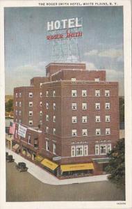 New York White Plains The Roger Smith Hotel