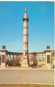 Jefferson Davis Monument, Richmond, Virginia, 50-70