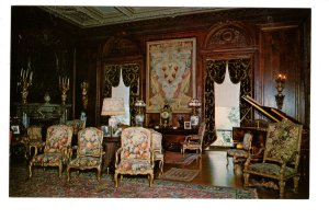 The Drawing Room, Vanderbilt Mansion, Hyde Park, New York, Bedroom