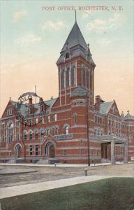ROCHESTER, New York, PU-1909; Post Office