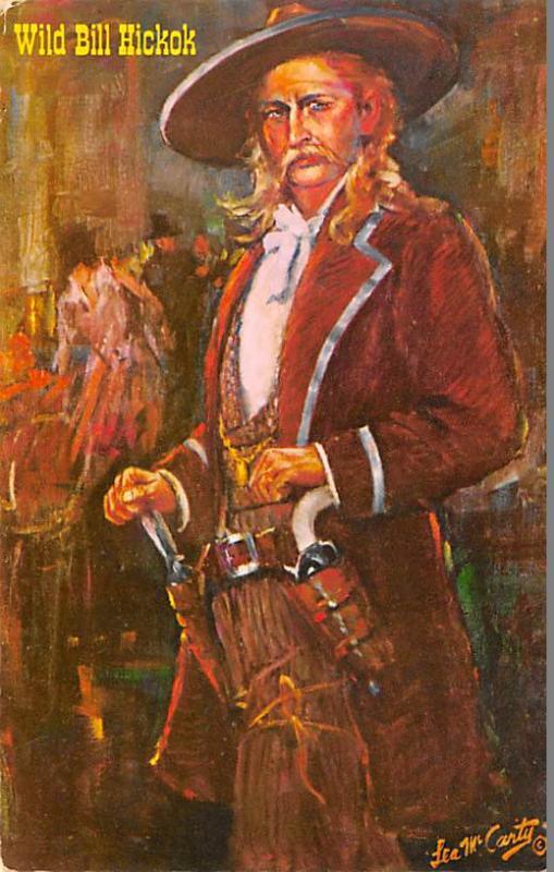 Wild Bill Hickok Unused