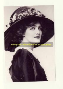 mm210 - stage actress  beautiful Lily Elsie - 6 x 4 photo