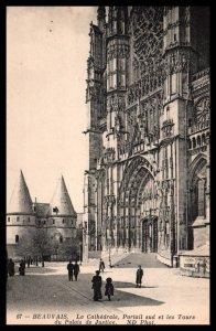 La Cathedrale,Beauvais,France BIN