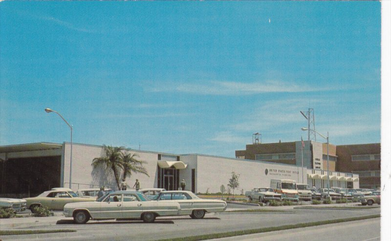 SARASOTA, Florida, 1940-1960's; United States Post Office
