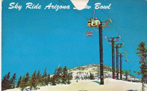 Sky Ride Arizona Snow Bowl Flagstaff Arizona