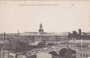 East HIgh School, PAWTUCKET, Rhode Island, 00-10s