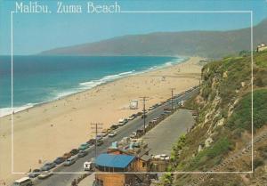 California Malibu Zuma Beach