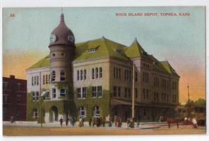 Rock island Depot, Topeka KS