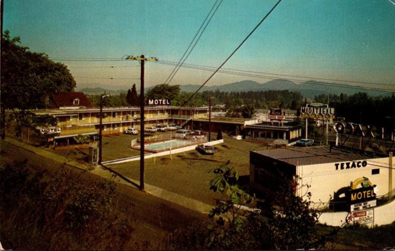 Oregon Roseburg Kelley's Motel