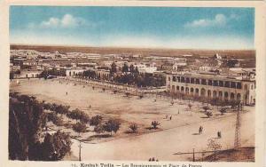 Kasba Tadla (قصبة تادلة) , Morocco , 1910s ; Les Renseignements et
