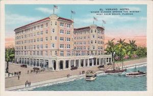 Florida West Palm Beach El Verano Hotel Where Summer Spends The Winter