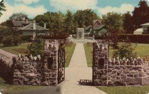 GUELPH , Ontario, 1950-60s ; Colonel John McCrea Memorial