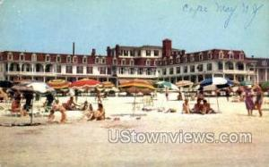 Windsor Hotel  Cape May NJ 1962