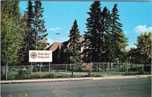 Multicultural Heritage Centre Stony Plain Alberta AB Alta. Unused Postcard D38