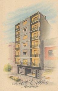 MONTEVIDEO , Uruguay , 1930s ; Hotel Crillon