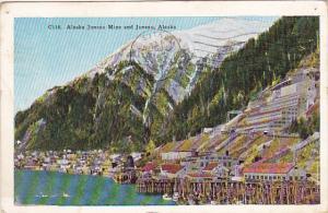 Alaska Juneau Mine and Juneau Alaska 1953