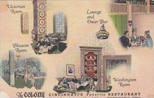 Ohio Cincinnati Colony Restaurant