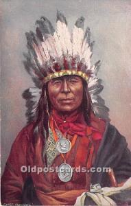 Chief Iron Owl Tuck's Publishing Unused