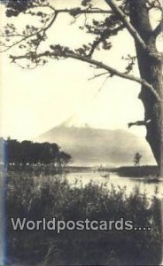 Mount Fuji Japan Unused