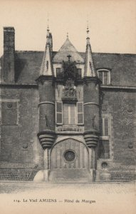 AMIENS, Somme, France, 1900-1910´s; Hotel de Morgan