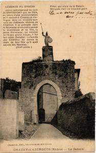 CPA   Légende du Barboin  (450831)