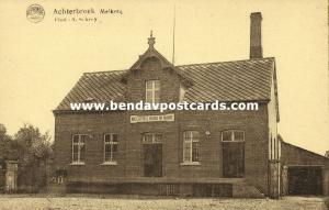 belgium, ACHTERBROEK, Melkerij Hand in Hand, Dairy (1920s)