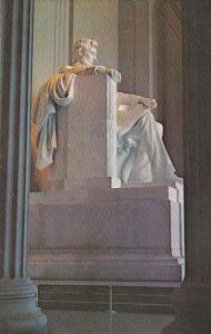 Lincoln Statue Lincoln Memorial Washington D C