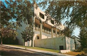 Providence Rhode Island~List Art Building Brown University 1950s