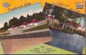 LA Shreveport Tanglewood Lodge 1950