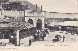 Gibraltar , The Market , Pre-1907