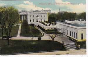 Washington D C White House President's Office