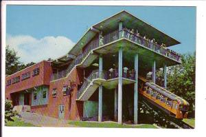 Incline Railway and Station, Chattanooga, Tennessee