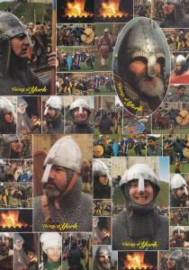 Vikings Of York 4x Yorkshire Postcard s