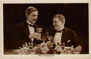 CPA PAT and PATACHON. Ross Verlag 3284/1 Film Star (601714)