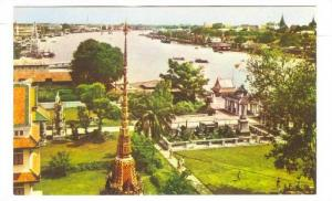 Dhonburi , Thailand , Harbour , 40-60s