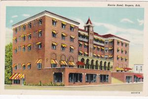 Harris Hotel , ROGERS , Arkansas , 30-40s