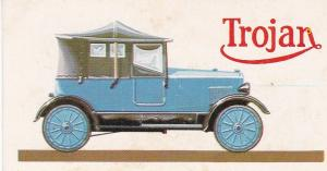 Trade Card Brooke Bond History of the Motor Car No 20