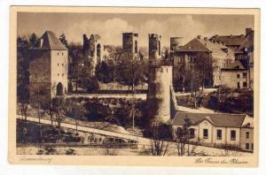 Les Tours Du Rham, Luxembourg, 1900-1910s